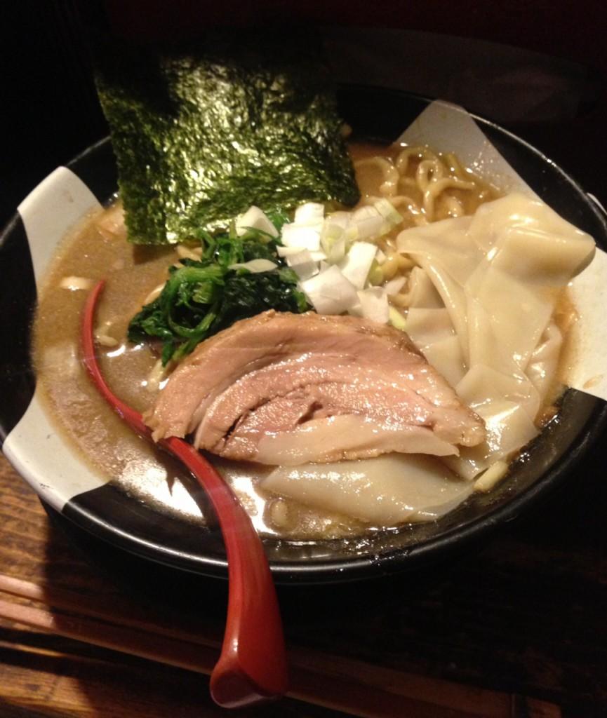 ら~麺_煮干王